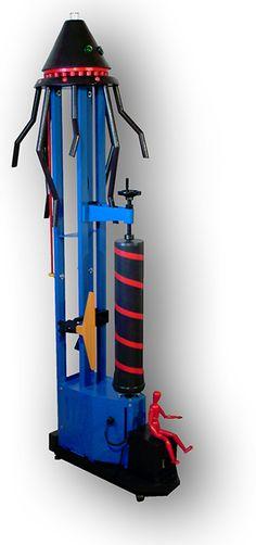 2005- Sinergie, motore elettrico con cellula a raggi infrarossi e materiali vari, cm 180x41x60