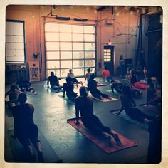 If you're looking to save on gym or studio memberships, here are free yoga classes for almost every day of the week to get your mind, body and budget in shape. Monday Pizza Peel Rain or shine, Pizza Peel offers outdoor yoga every Monday from March 13 through Oct. 9. You can either head home