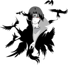 Itachi crows