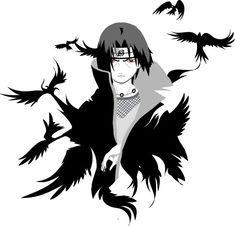 Itachi crows