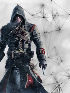 Assassin's Creed - Shay