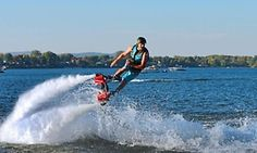 Groupon - Flyboarding or Hoverboarding Session at Flyboard Xtreme (Up to 61% Off), 14 Locations Available in . Groupon deal price: $79 / Groupon - 3, 6 or 10 Descents of Décalade with VIP Card for One or Two at ACDMC (Up to 60% Off) in Multiple Locations. Groupon deal price: $79