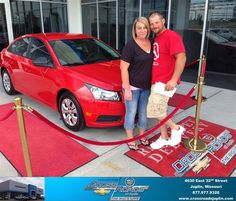 Congratulations to Jennifer Hicks on your new car  purchase from Tab Bluejacket at Crossroads Chevrolet Cadillac! #NewCar