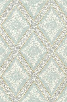 Tapet Ludvig En non-woven tapet. Papel Scrapbook, Challenge, Inspirational Wallpapers, Clever Design, Wall Treatments, Background Patterns, Pattern Wallpaper, Damask, Texture