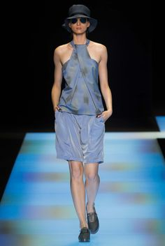 Giorgio Armani Spring 2016 Menswear - Collection - Gallery - Style.com