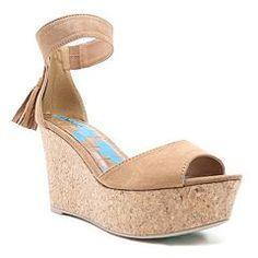 bd3d8fb8f3f Qupid Ador Women s Wedge Sandals