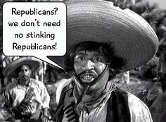 """No shit.  I don't know about you, but I'd rather have the """"illegal immigrants""""; you know, the folks just like your great-grandparents who came to the US to escape tyranny, etc."""