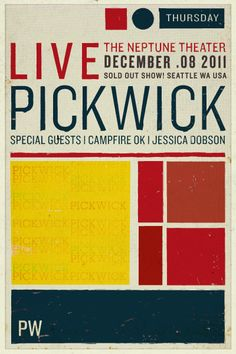 Pickwick, the best band you will soon hear.