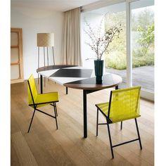 Table à rallonges design, créateur Studio Pool