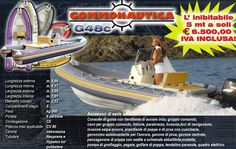 GOMMONAUTICA G48C  #rib    #ribs   #gommone   #gommonautica   #navigare   #sailing   #boat   #barca   #summer   #fun   #sea   #ocean   #mare   #estate   #sardegna   #sardinia   #madeinitaly   #diving