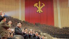 awesome Kim Jong Un says North Korea close to testing ICBM