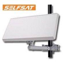 SELFSAT - H30D2 Twin, perfekt for boretslag da den er liten og lite synlig | Satelittservice tilbyr bla. HDTV, DVD, hjemmekino, parabol, data, satelittutstyr Pictures