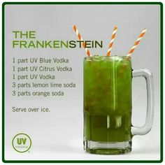 "The Frankenstein- more like ""Drunkenstein""                                                                                                                                                                                 More"