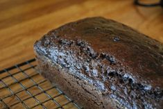 Chocolate Zucchini Bread: made this coconut oil version to try and use up my unsprouted wheat flour! will be munching on it tonight at tiny group. was dry but I think that's cause I used Stevia instead of sugar. Best Freezer Meals, Freezer Cooking, Cooking Recipes, Bulk Cooking, Freezer Recipes, Crockpot Meals, Cooking Ideas, Food Ideas, Easy Meals
