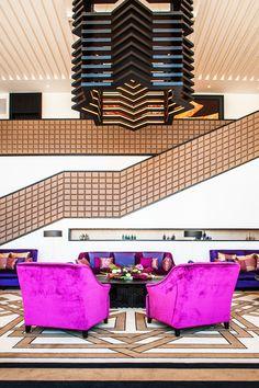 Villa Diyafa Boutique-Hotel & Spa está localizado no coração de Rabat, Marrocos. O primeiro hotel boutique do local foi inaugurado em novembro de 2014 e é assinado pelo Studio Marc Hertrich e Nicolas Adnet . Diyafa que significa hospitalidade em árabe, é uma mistura dos estilos contemporâneo e marroquino.