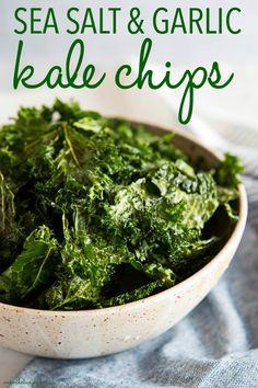 Kale Chip Recipes, Veggie Recipes, Vegetarian Recipes, Cooking Recipes, Healthy Recipes, Baked Kale Recipes, Skillet Recipes, Cooking Tools, Recipes With Kale