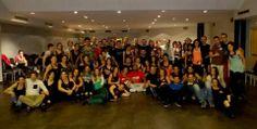Talleres de zouk con Carlos y Fernanda en Bizkaizouk 2013!