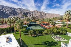 Rent Leonardo DiCaprio's Luxurious Palm Springs Vacation Home   House & Home