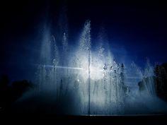 Hay quien lo llama fotografía: Agua de Sevilla