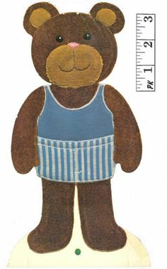 Bears paper dolls 78 / Bears / Kids printables coloring pages