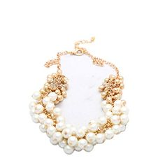 Generic Hot sale Faux Pearl Gold Chain Statement Bib Necklace Beads Chunky Cluster Choker Generic http://www.amazon.com/dp/B00PZSRTE2/ref=cm_sw_r_pi_dp_eMlLvb17B4TCB
