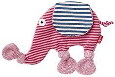 sigikid, Mädchen, Schnuffeltuch Elefant, Rosa/Blau, 41948 Sigikid http://www.amazon.de/dp/B00TN2WG6M/ref=cm_sw_r_pi_dp_yl1dxb0XYVP3J