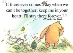 When its chilly, windy and/or rainy.I called it a winnie the pooh day. Reminds me of the classic pooh bear books where you'd see Pooh and Piglet walking while its windy and chilly. I love classic winnie the pooh. Good Quotes, Cute Couple Quotes, Cute Quotes, Inspirational Quotes, Sweetest Quotes, Sweetest Thing, Family Quotes, Awesome Quotes, Motivational Quotes