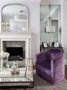 Friday's Favourites Lilac and Grey: Gallerie B