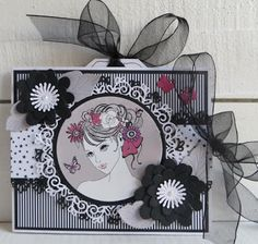 Fancy Fold Cards, Folded Cards, Marianne Design, Card Making, Happy Birthday, Girly, Joy, Frame, Vintage