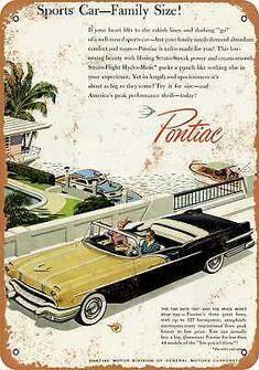 1958 Silver Pontiac Star Chief Custom Hot Rod Diner T-Shirt 58 Muscle Car Tees