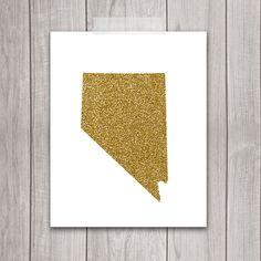 Nevada - 8x10