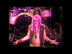 Guns n Roses Live Troubadour 1985