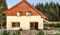 Chalupa Honey – Chalupy Jizerky Home Fashion, Honey, Cabin, House Styles, Home Decor, Decoration Home, Room Decor, Cabins, Cottage