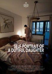 Autoportretul unei fete cuminti - poster