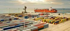 Containerization is the largest source of sea cargo #Cargo , #Sea Cargo