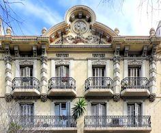 Casa Josep Soler  1904  Architect: Josep Pérez i Terraza
