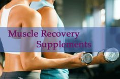 Muscle Recovery and Post Workout Shakes