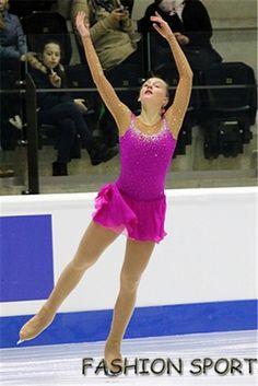 Kids Custom Figure Skating Competition Dress Beautiful New Brand  Ice Skating Dresses Girls HB1841