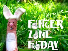 Happy Early Easter from FiNGER ZiNE FRiDAY!