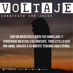 Todo lo que Jesús ha hecho por ti es para darte vida eterna a través de su amor. #ConéctateConJesús http://devocional.casaroca.org/jv/09jul