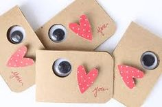 homemade valentines cards for kids - Google Search