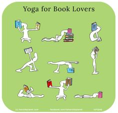 Yoga for Book Lovers