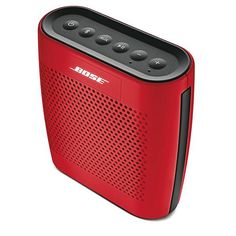 Shop for the Bose SoundLink Color Bluetooth speaker in a variety of colors. Connects wirelessly to your smartphone, tablet or other BLUETOOTH device. Bose, Home Tv, Bluetooth Speakers, Cool Things To Buy, Stuff To Buy, Audio Equipment, Audio System, Gifts For Husband, Valentine Day Gifts