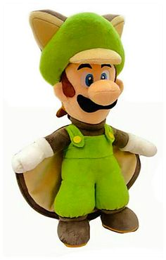 Super Mario, Friends and Family!. #Plushy #Nintendo #Game #Character.