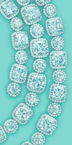 Tiffany's Diamond Necklace | The House of Beccaria