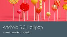 Πώς θα είναι τα HTC One M8,M7 και LG G2 με Android Lollipop 5.0