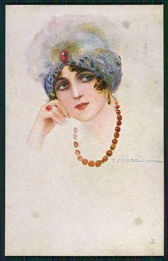 Corbella 1920s Postcard  | eBay