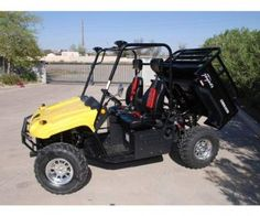 The 2009 Joyner 650cc Commando Side by Side ATV has been in use for the past 3 years or so and has been serving quite well. It is 2-seater side-by-side ATV which possesses a very powerful engine which is high on performance.