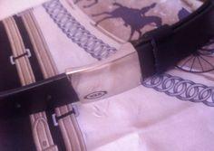 Tod's  Designer Gürtel 90cm  36  schwarz von treasuresmakeshappy