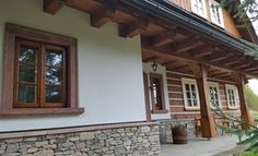 Wooden Cottage, Cabana, Landscape Design, Countryside, Pergola, Outdoor Structures, Rustic, Live, Outdoor Decor